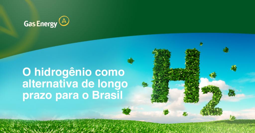 O hidrogênio como alternativa de longo prazo para o Brasil