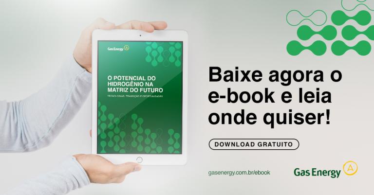 Lançamento do e-book O Potencial do Hidrogênio na Matriz do Futuro: Tecnologias, Transição e Oportunidades